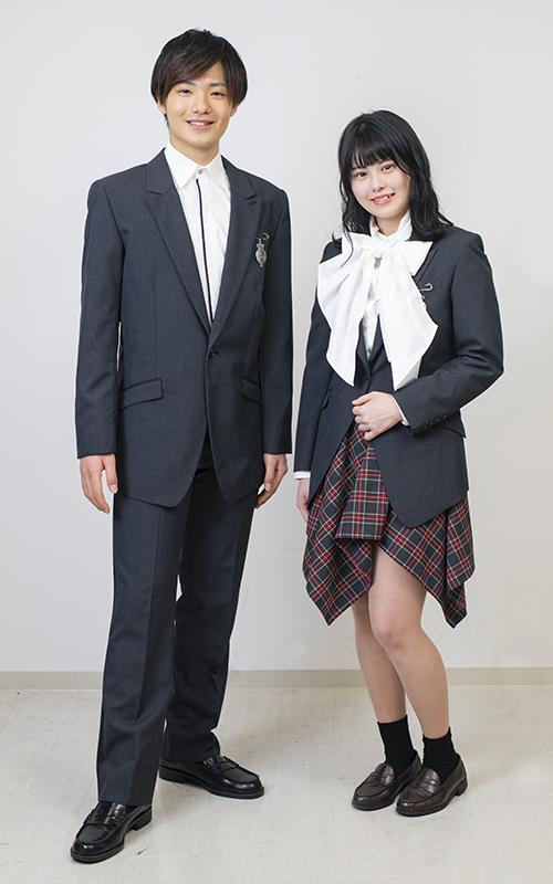 制服紹介 【専門校】バンタンデザイン研究所高等部